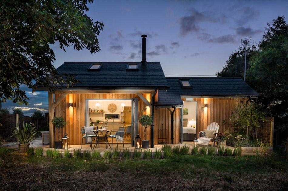 Mały dom, Anglia Suffolk