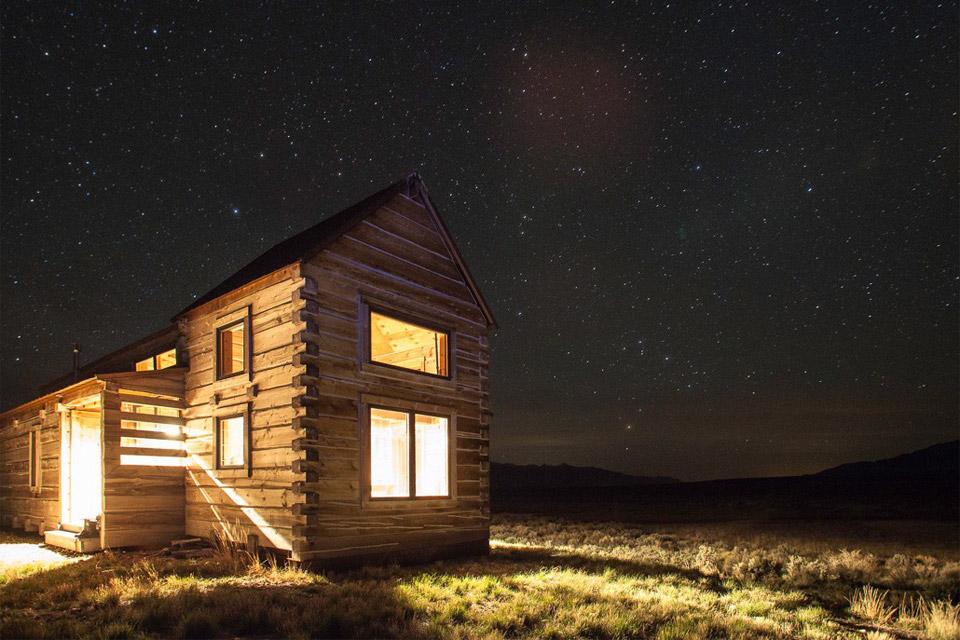 Dom bez pozwolenia na budowę, mały domek