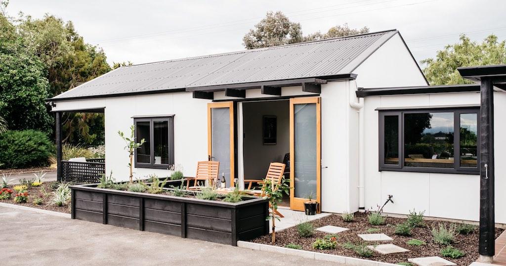 Nowa Zelandia, projekt domu