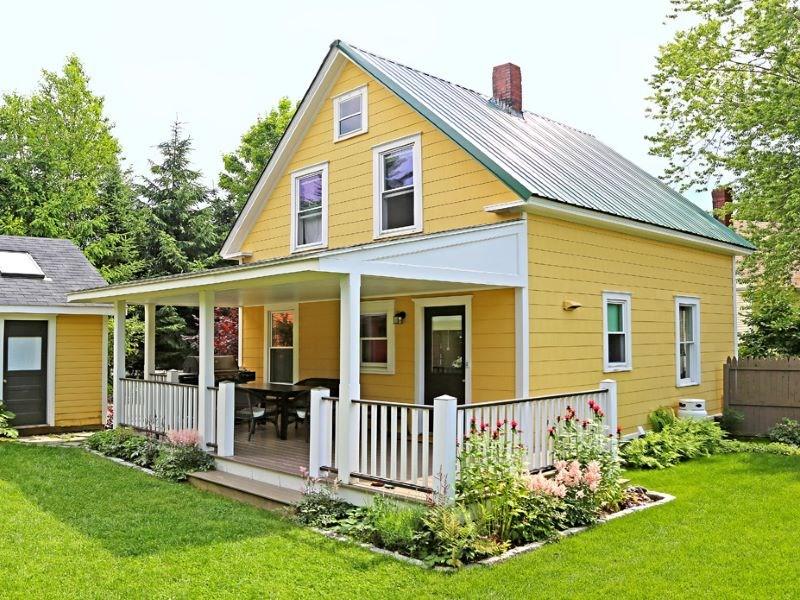 Amerykański sen, dom prosto z Ameryki, 90m2, budowa domu