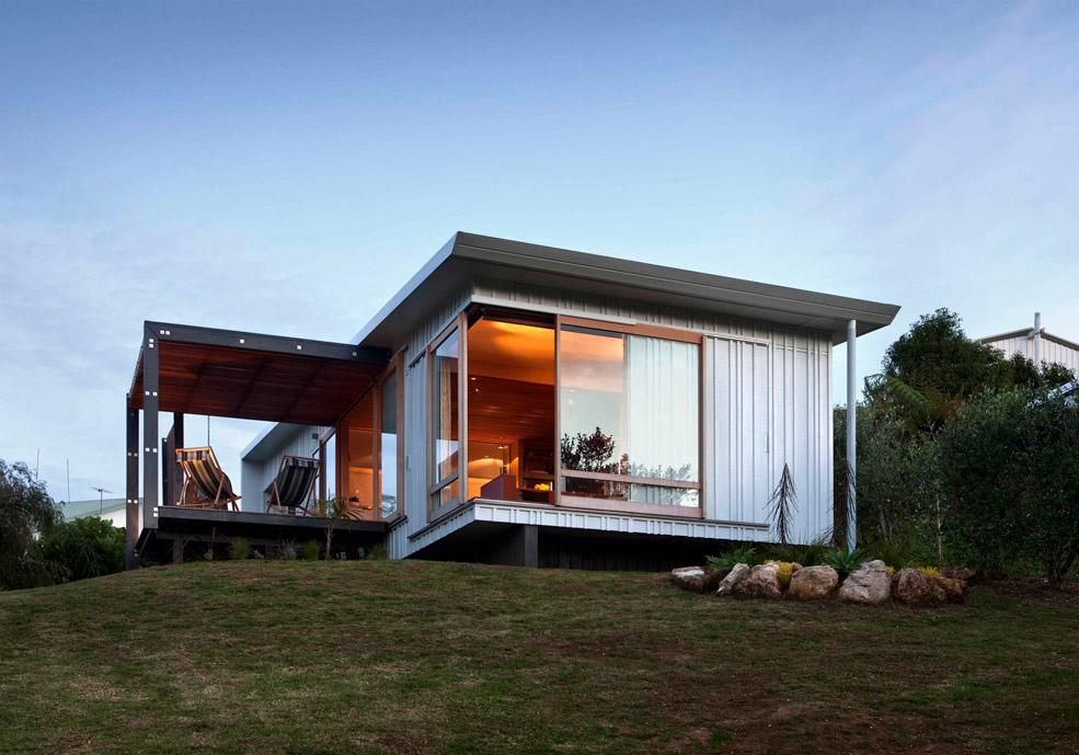 Dom 75m2 plus taras 25m2, bardzo ciekawy konstrukcja, budowa domu