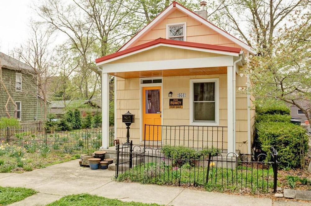 Dom w amerykańskim stylu, budowa domu krok po kroku