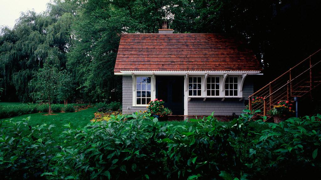 Mały ale wariat, Minnesota, budowa domu