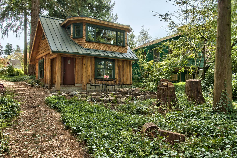 Drewniany dom, budowa domu