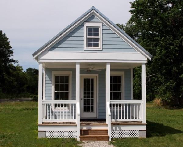 Mały dom w USA