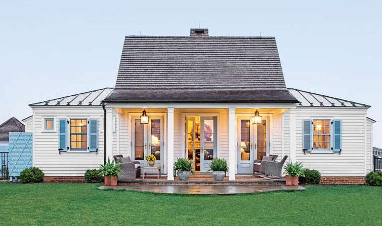 Rozbudowa małego domu