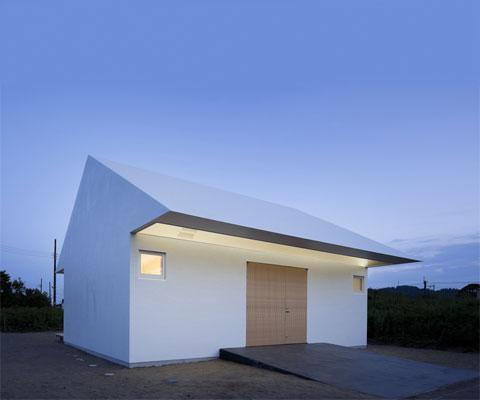 78m2 dom w Japonii, budowa domu