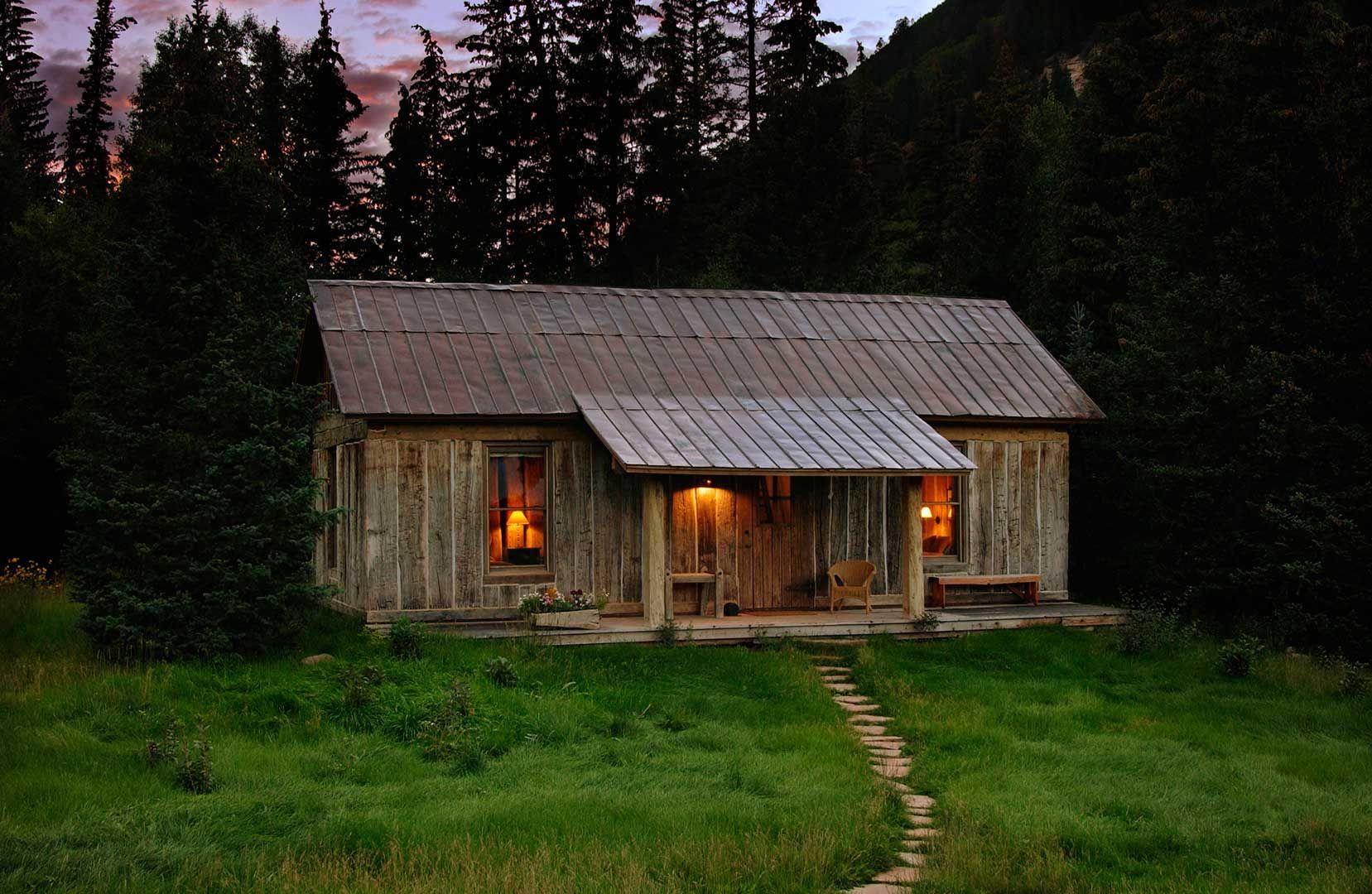 Wypoczynkowy dom numer 3, USA