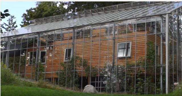 Ogrzewanie domu szklarnią