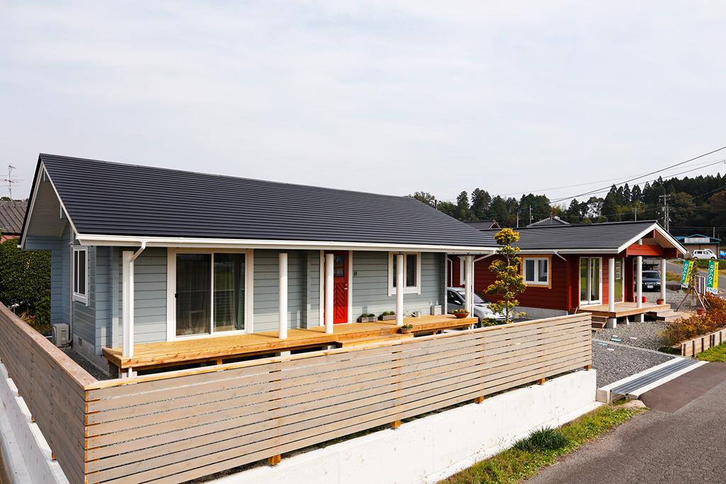 Dom do 100m2 a dokładnie 55m2, budowa domu krok po kroku