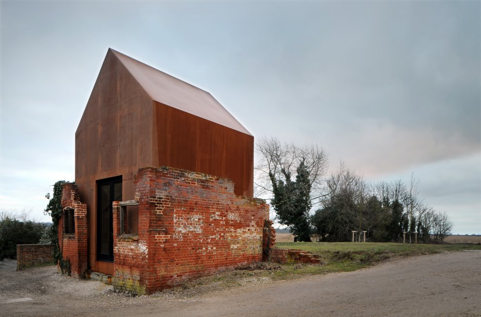 Angielski projekt, budowa domu
