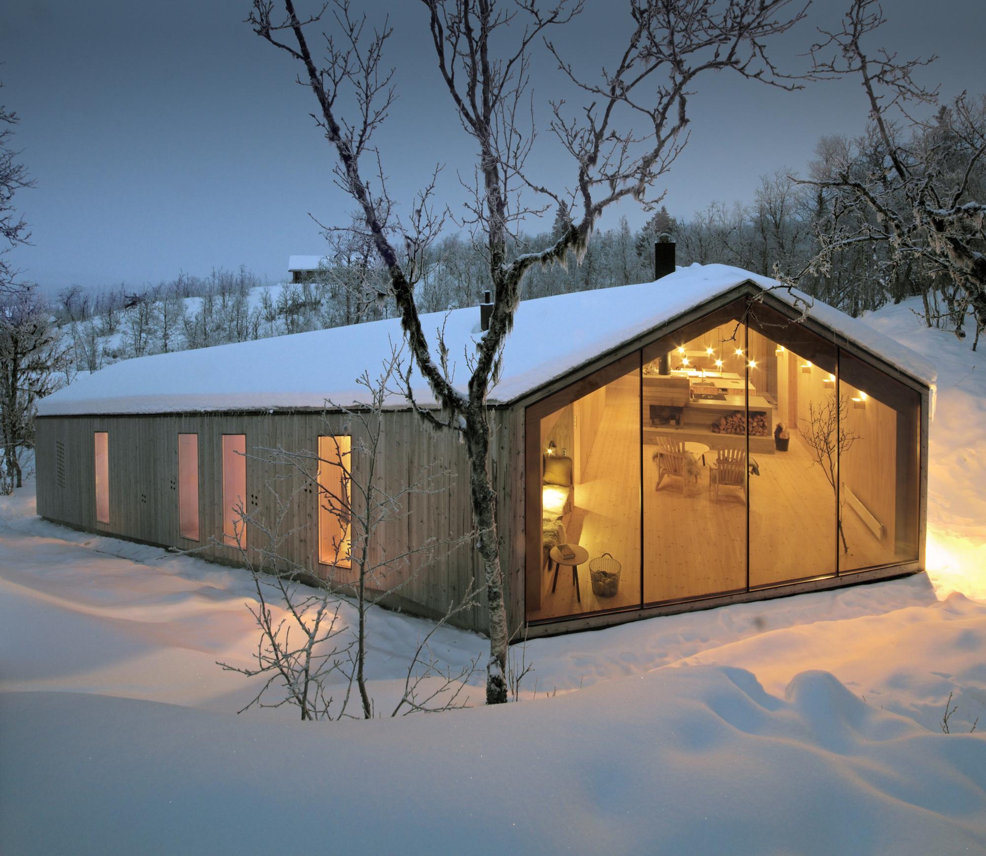 Dom 120m2, Norwegia