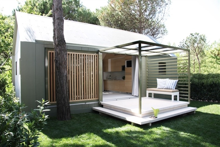 Mały dom, ciekawy projekt