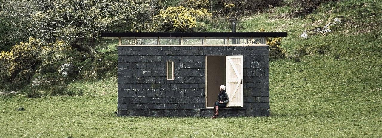 Malutki dom, dom bez pozwolenia na budowę