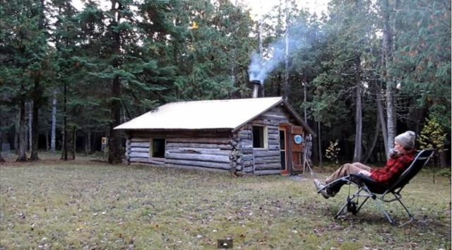 Dom z bala
