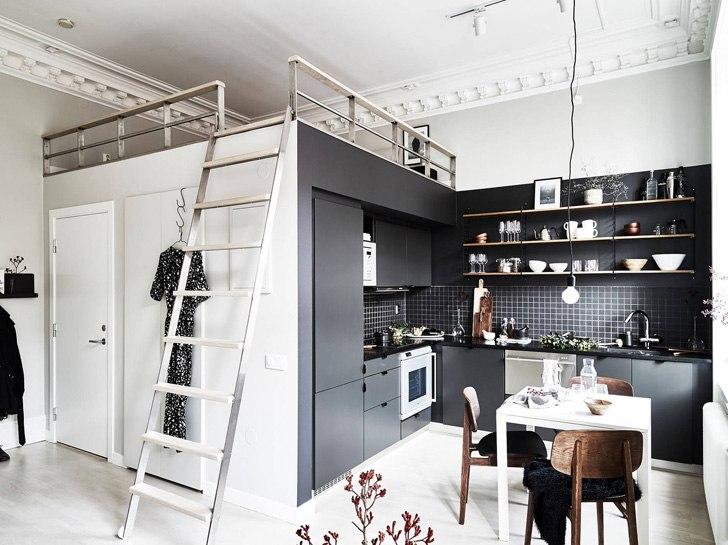 Mieszkanie 29m2, jak urządzić małe mieszkanie