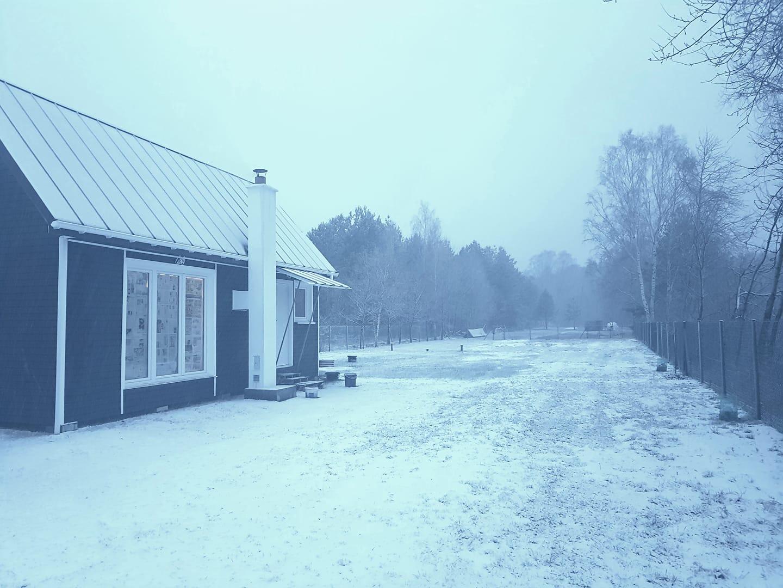 Dom 35m2, dom Eweliny i Łukasza