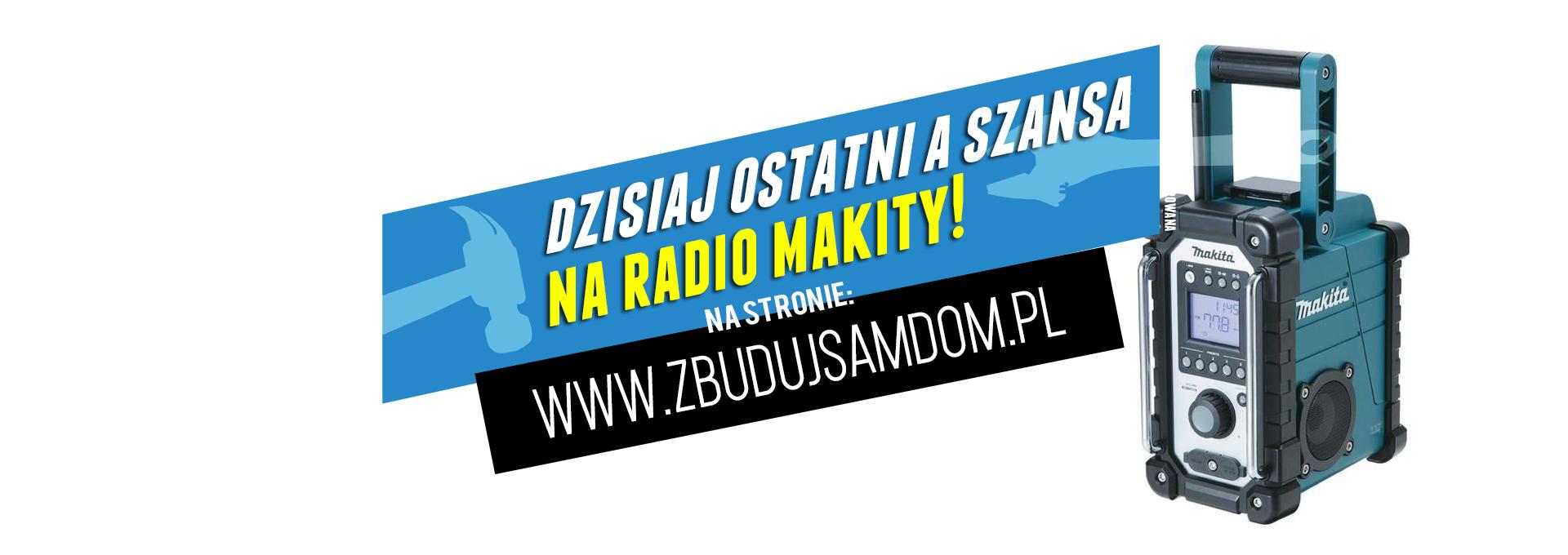 Radio Makita
