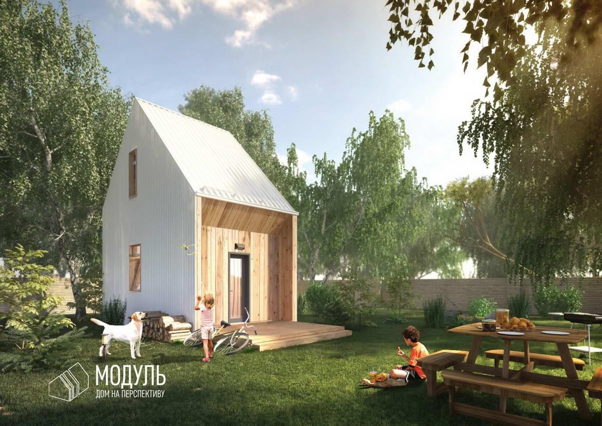Projekt małego domu, Rosja