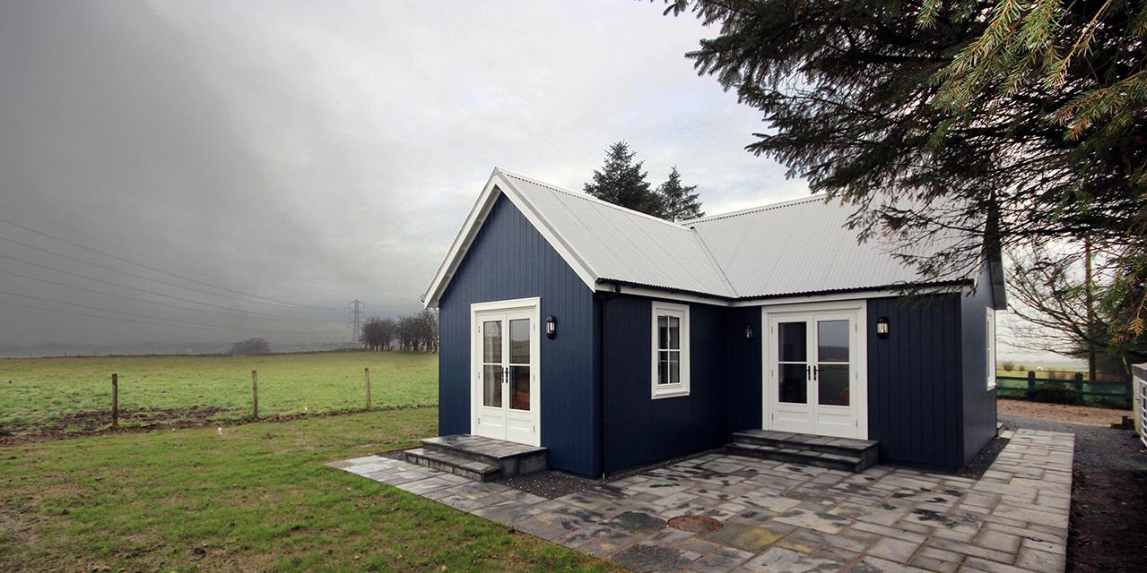 Jak zbudować dom, budowa domu, idealne 46m2