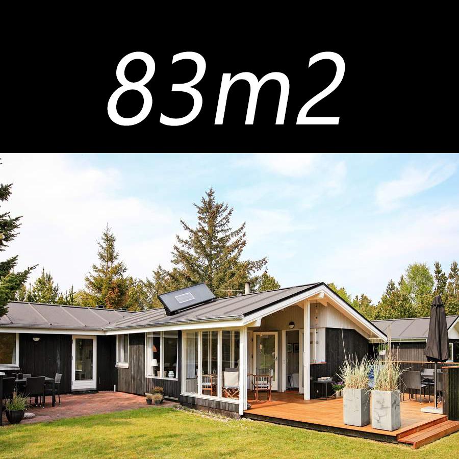 Dom do 100m2, dokładnie 83m2