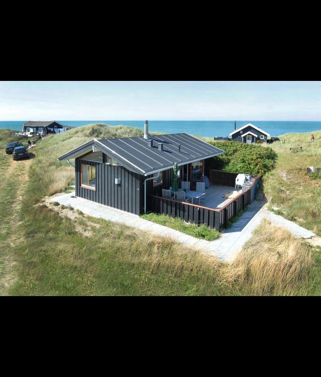 Mały duński domek, 40m2, mały dom