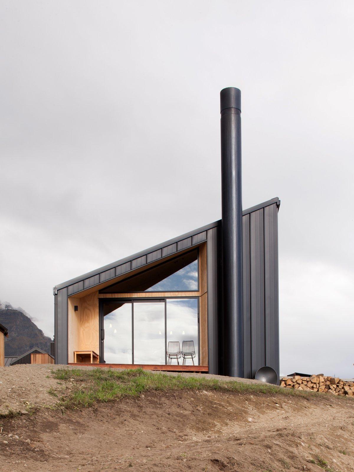 Mały dom z Nowej Zelandii