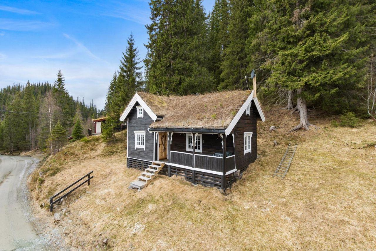Norweski dom, 30m2