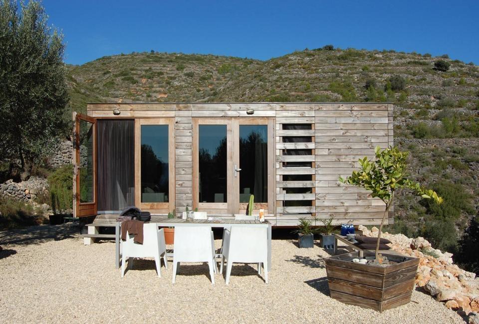 Projekt małego domu, budowa domu