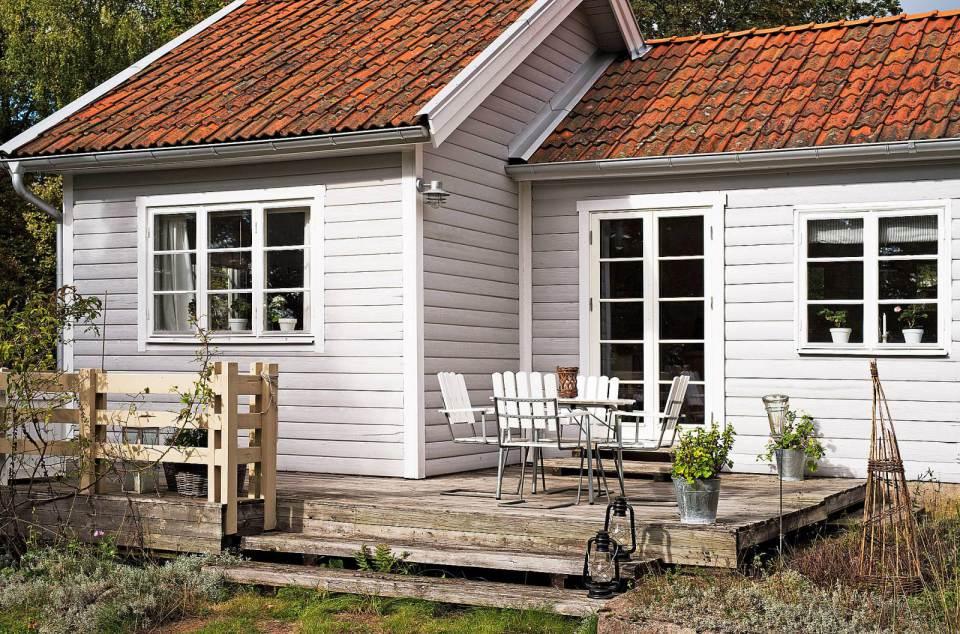 Dom 65m2, Skandynawia