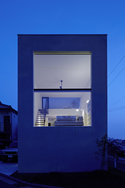 104m2, budowa domu, Japonia