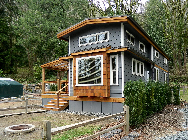 Mały dom, USA