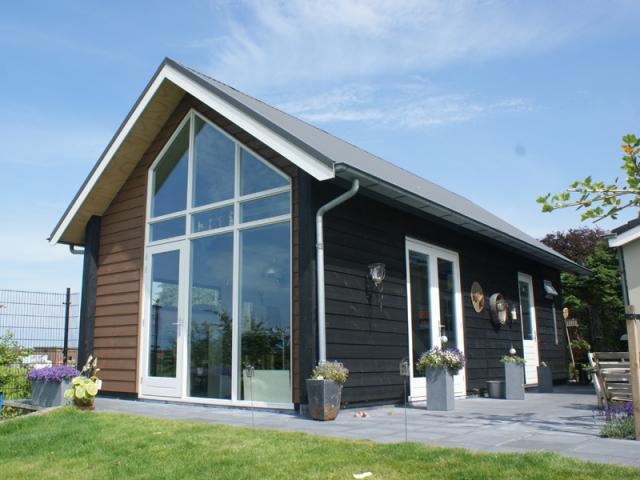 Dom 50m2, Holandia, budowa domu