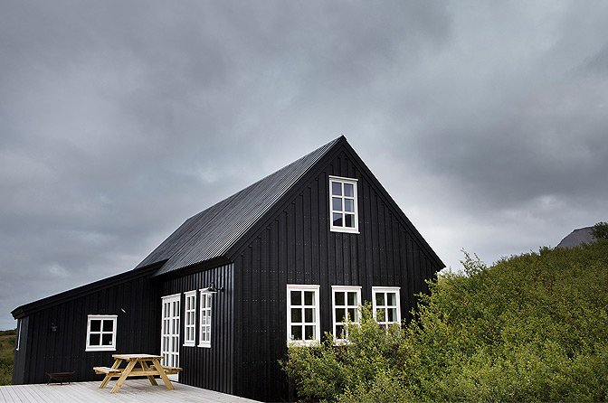 Dom do wynajęcia, Islandia
