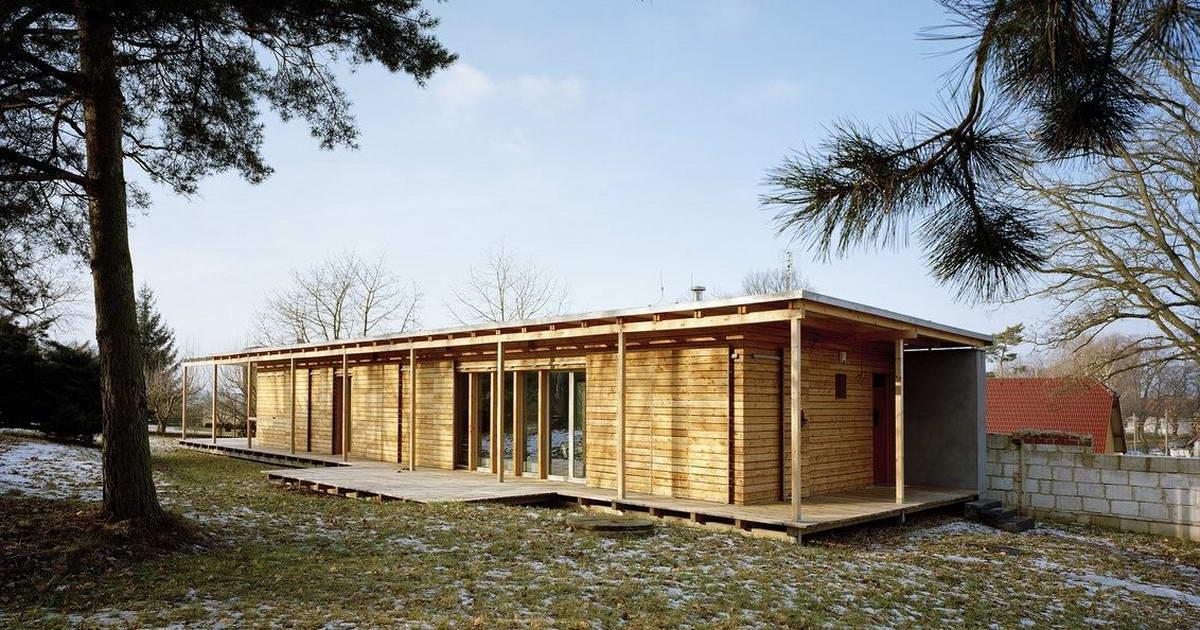 Projekt domu, Czechy