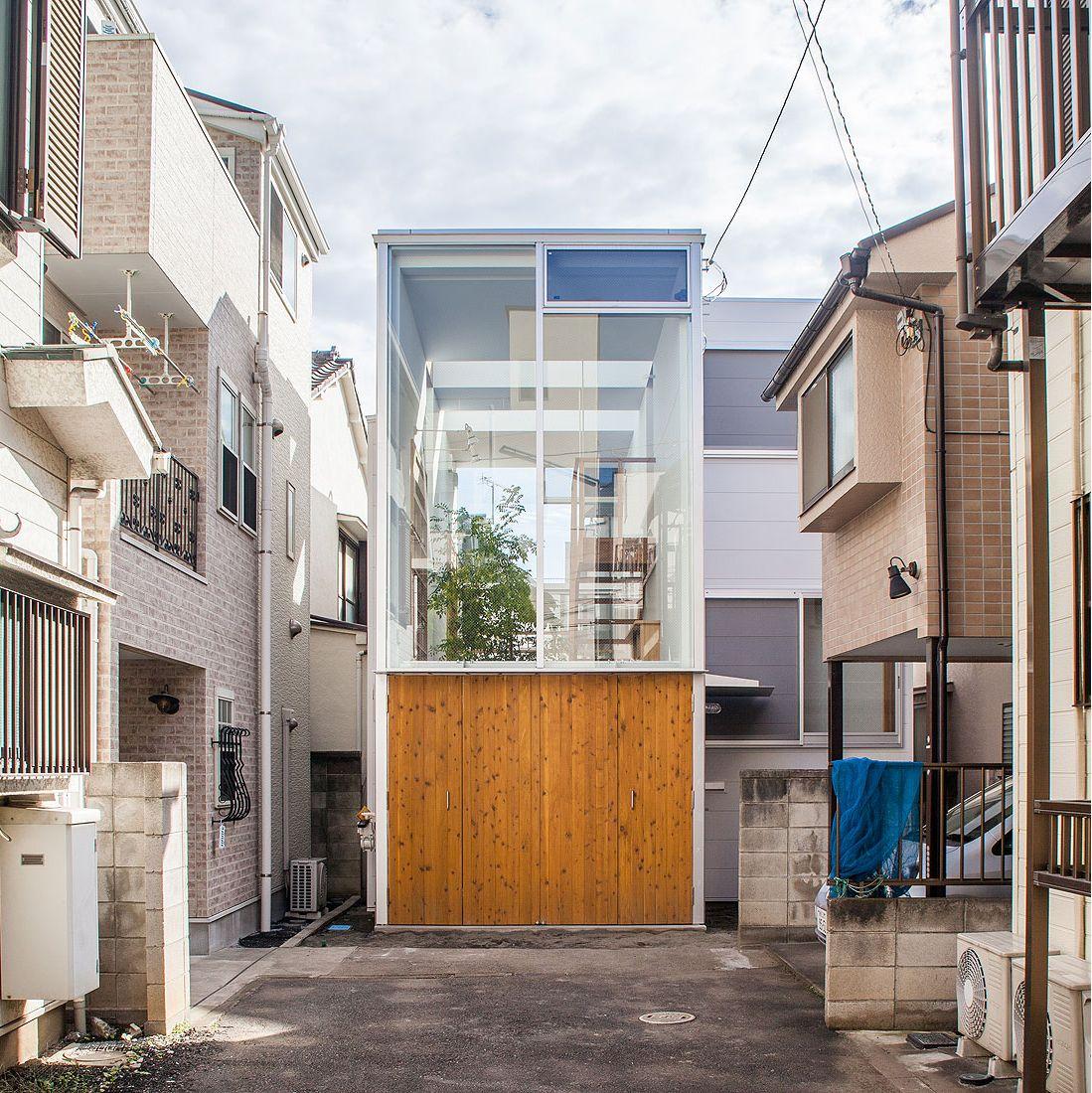 Zaprojektowany dla pary, Dom w Ouji