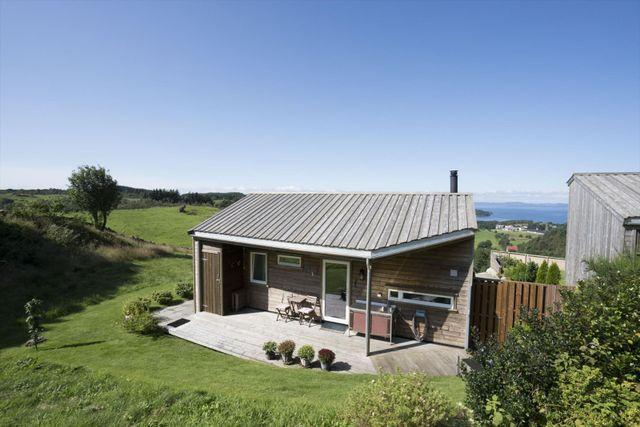Dom bez pozwolenia na budowę, 30m2, Norwegia