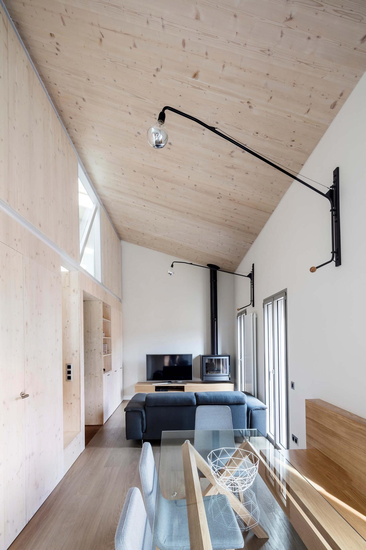 Mały dom, projekt z Hiszpanii