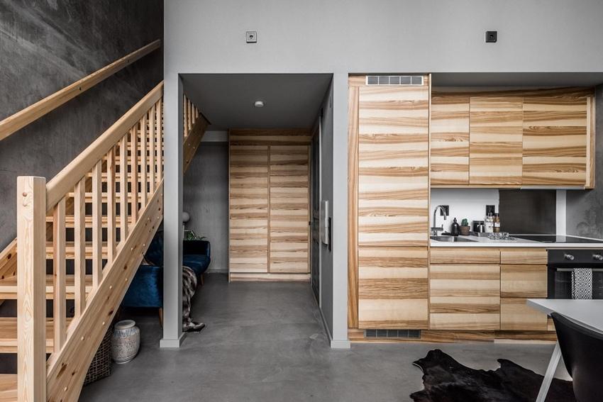 Jak urządzić małe mieszkanie 35m2