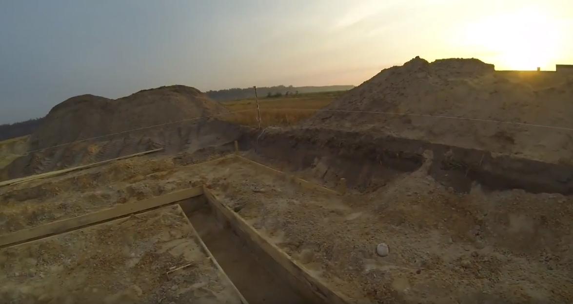 Budowa domu systemem gospodarczym, odcinek 2, suchy beton, zbrojenie