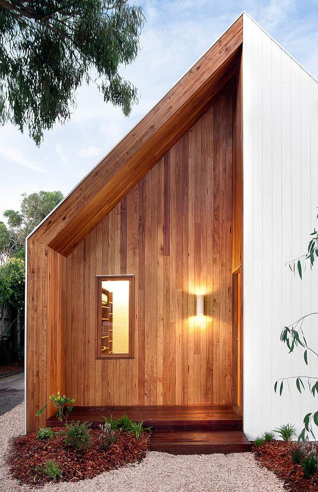 Australijski dom wypoczynkowy, dom do 100m2