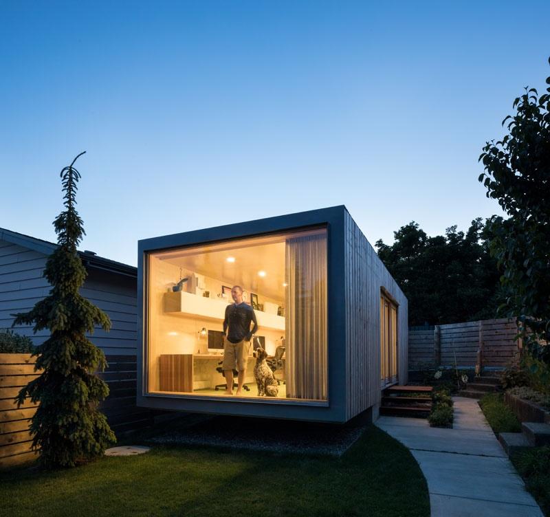 Dom bez pozwolenia na budowę wykonany przez architekta