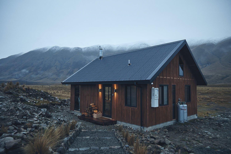 Dom do 100m2, Nowa Zelandia