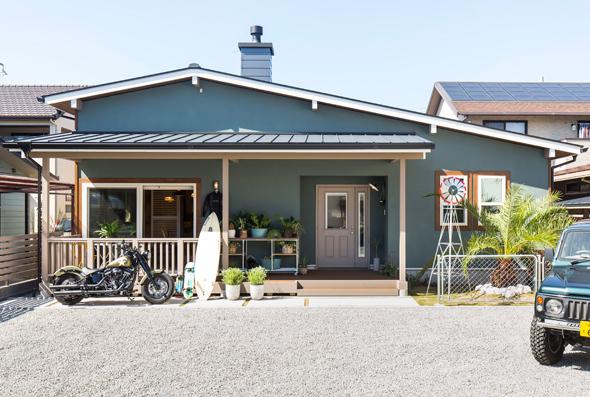 Projekt małego domu, Japonia