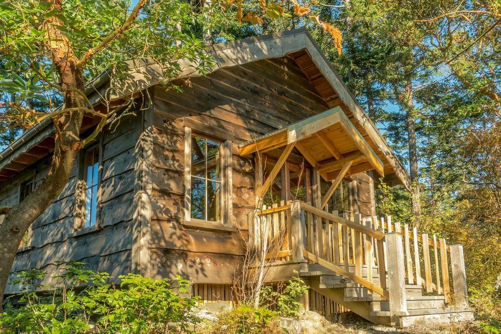 Dom z drewna do 100m2
