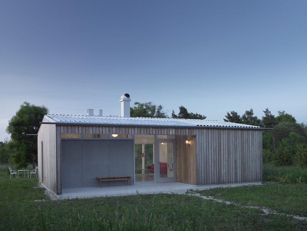 Dom w szwedzkim stylu, dom do 100m2