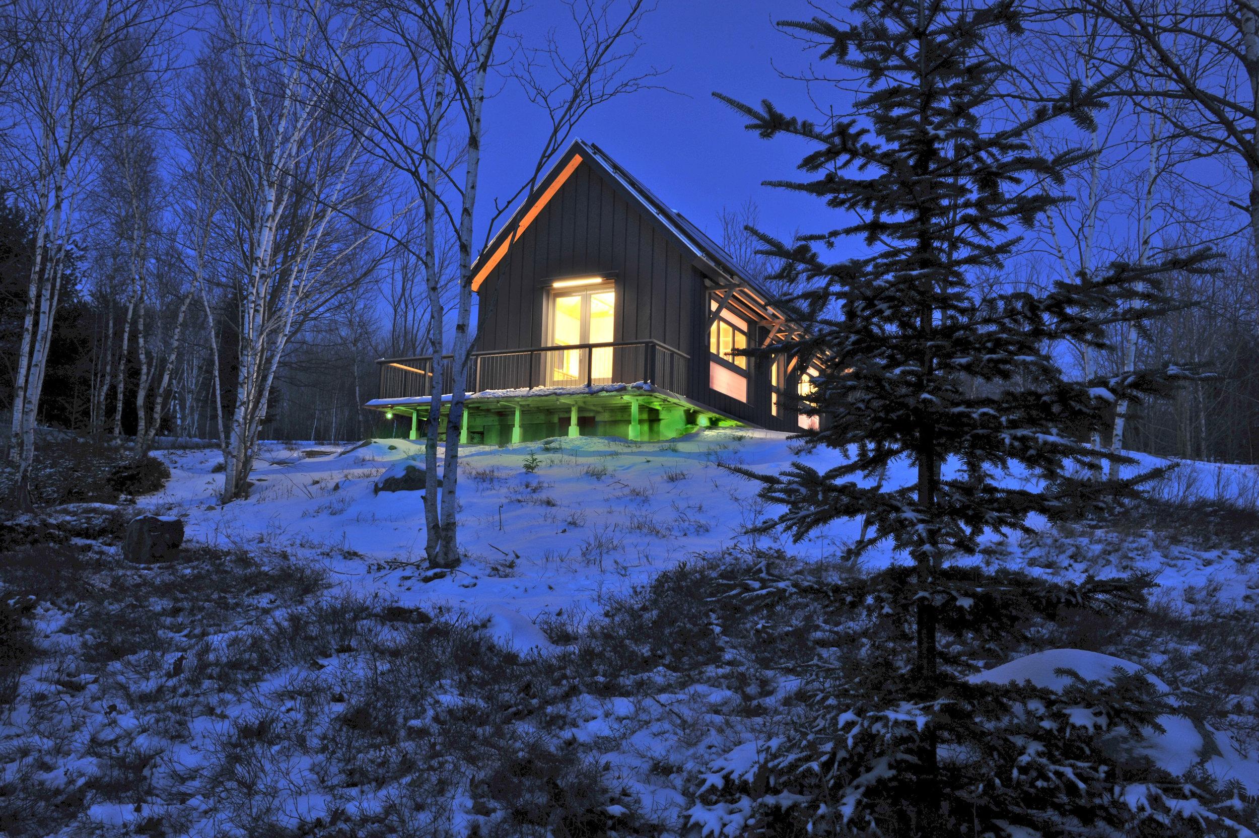 Projekt domu do 100m2, USA