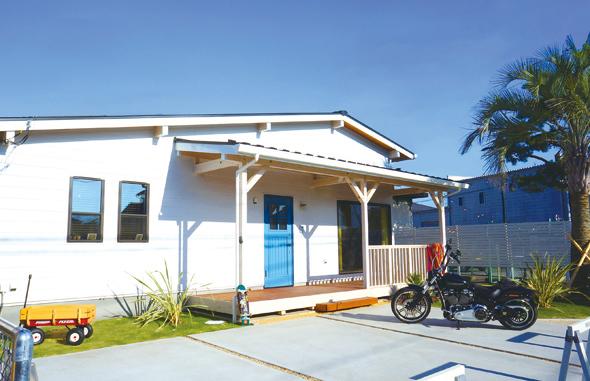 Projekt małego domu z antresolą