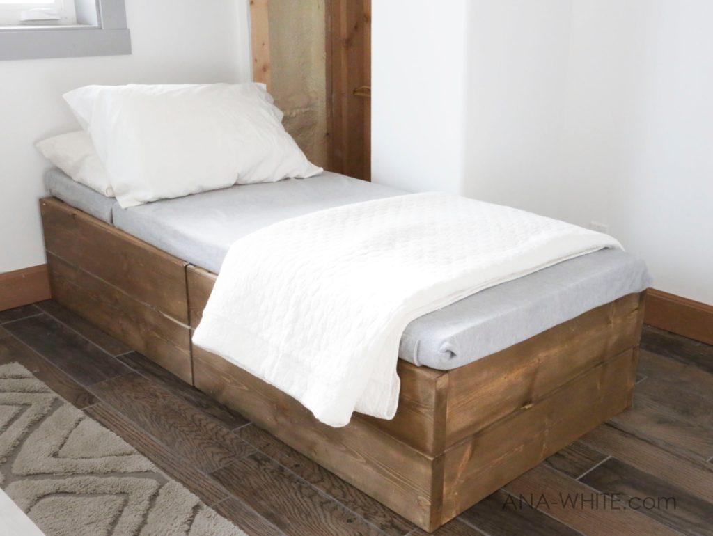 Jak Zrobić Sobie łóżko Które Oszczędzi Miejsce Budowa Domu