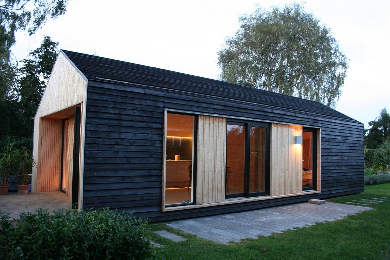 Dom o powierzchni 50m2, projekt domu